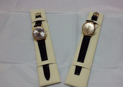 orologi in oro giallo 18kt